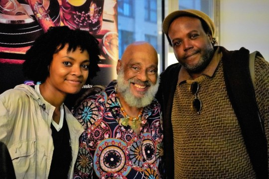 photos by Stella Magloire 280 540x360 - Event Recap: Danny Simmons Alone Together Private Reception at George Billis Gallery @ogilvy @rush_art @miolowinegroup_ #ShinjuWhisky #AloneTogether