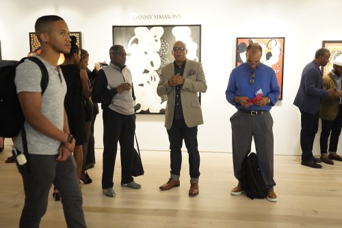 photos by Stella Magloire 294 - Event Recap: Danny Simmons Alone Together Private Reception at George Billis Gallery @ogilvy @rush_art @miolowinegroup_ #ShinjuWhisky #AloneTogether