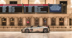 2020 Pagani Huayra Roadster BC Zach Brehl - Pagani: The Story of a Dream exhibit in Grand Central Station November 4 - 8, 2019 @OfficialPagani @Pirelli #pagani #TheStoryofaDream #grandcentral
