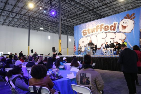 75302629 2469689173271937 4880168452779671552 o 540x360 - Event Recap: Stuffed Puffs Celebrates Opening of New Plant with DJ Marshmello @stuffedpuffs @marshmellomusic @DCEDSecretary @LVEDC @shalizi @JG_Petrucci @Factoryllc1