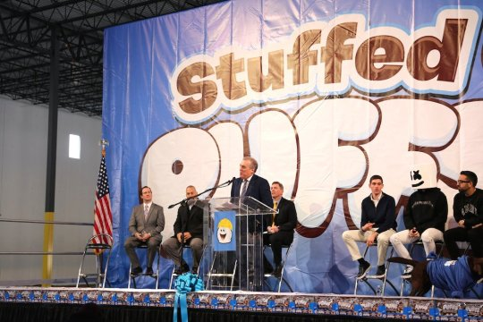 76643723 2469689486605239 6692030235145142272 o 540x360 - Event Recap: Stuffed Puffs Celebrates Opening of New Plant with DJ Marshmello @stuffedpuffs @marshmellomusic @DCEDSecretary @LVEDC @shalizi @JG_Petrucci @Factoryllc1