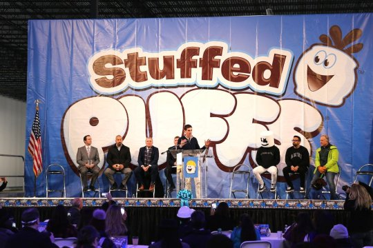 76730655 2469687693272085 693396378012876800 o 540x360 - Event Recap: Stuffed Puffs Celebrates Opening of New Plant with DJ Marshmello @stuffedpuffs @marshmellomusic @DCEDSecretary @LVEDC @shalizi @JG_Petrucci @Factoryllc1