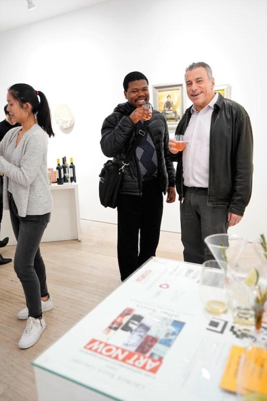 photo by Stella Magloire. 80 540x810 - Event Recap: Art Now After Hours Episode 2 @artnowafterhours #artnownyc