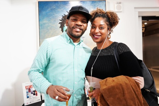 photo by Stella Magloire. 81 540x360 - Event Recap: Art Now After Hours Episode 2 @artnowafterhours #artnownyc