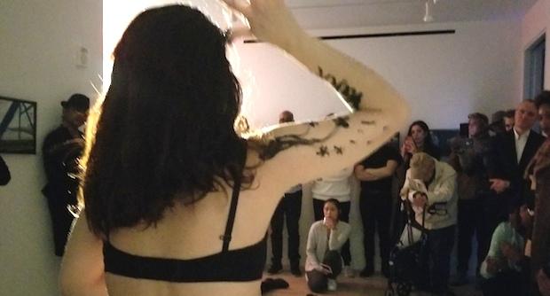 photos by Stella Magloire 21 - Event Recap: Art Now After Hours Episode 2 @artnowafterhours #artnownyc