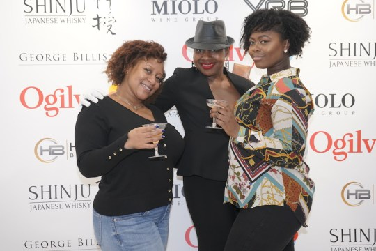 photos by Stella Maglore 141 540x360 - Event Recap: Karen Woods …Going Opening Reception at George Billis Gallery
