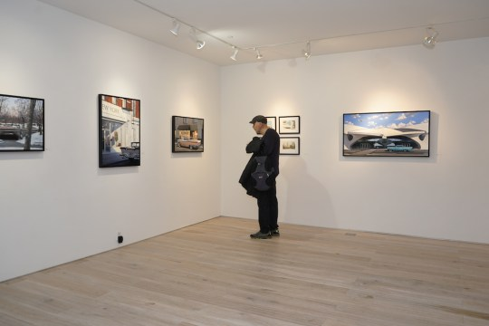 photos by Stella Maglore 166 540x360 - Event Recap: Karen Woods …Going Opening Reception at George Billis Gallery