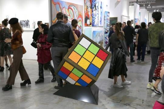 Artblend 540x360 - Event Recap: Spectrum Miami and Red Dot Miami 2019 @reddotmiamiart @SpectrumMiami #MiamiArtWeek