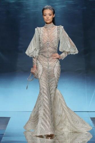 200122 0673 Nakad - Ziad Nakad #Atlantis #ParisFashionWeek Spring Summer Couture Collection 2020 @ZiadNakadWorld