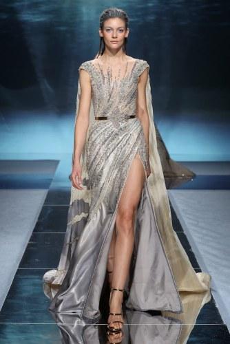 200122 0928 Nakad - Ziad Nakad #Atlantis #ParisFashionWeek Spring Summer Couture Collection 2020 @ZiadNakadWorld