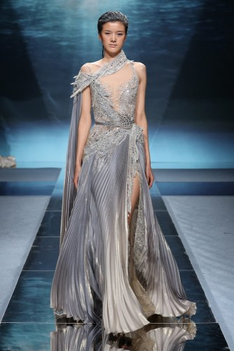 200122 0992 Nakad - Ziad Nakad #Atlantis #ParisFashionWeek Spring Summer Couture Collection 2020 @ZiadNakadWorld