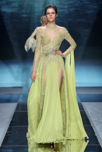 200122 1105 Nakad - Ziad Nakad #Atlantis #ParisFashionWeek Spring Summer Couture Collection 2020 @ZiadNakadWorld