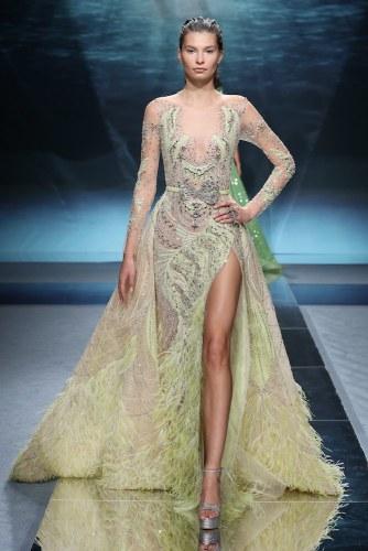 200122 1248 Nakad - Ziad Nakad #Atlantis #ParisFashionWeek Spring Summer Couture Collection 2020 @ZiadNakadWorld