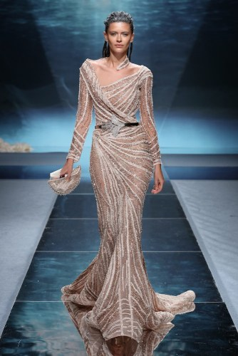 200122 2075 Nakad - Ziad Nakad #Atlantis #ParisFashionWeek Spring Summer Couture Collection 2020 @ZiadNakadWorld