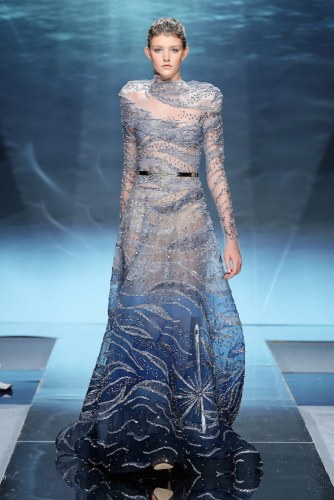 200122 2731 Nakad - Ziad Nakad #Atlantis #ParisFashionWeek Spring Summer Couture Collection 2020 @ZiadNakadWorld