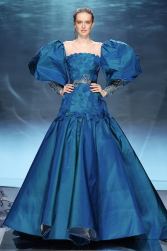 200122 2832 Nakad - Ziad Nakad #Atlantis #ParisFashionWeek Spring Summer Couture Collection 2020 @ZiadNakadWorld