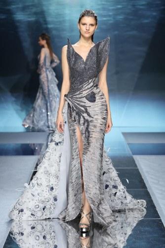 200122 2964 Nakad - Ziad Nakad #Atlantis #ParisFashionWeek Spring Summer Couture Collection 2020 @ZiadNakadWorld