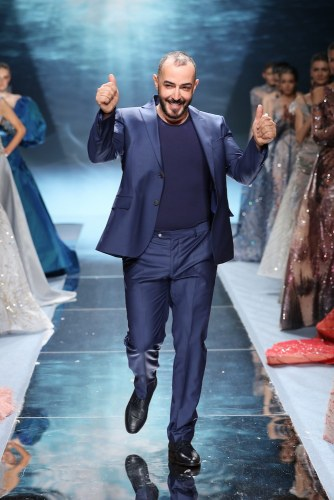 200122 3499 Nakad - Ziad Nakad #Atlantis #ParisFashionWeek Spring Summer Couture Collection 2020 @ZiadNakadWorld