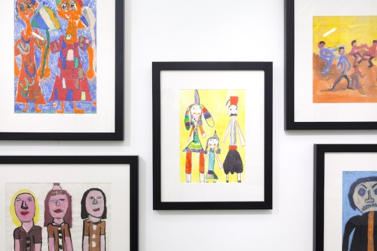 CMA Permanent Collection courtesy of Childrens Museum of the Arts 540x360 - Outsider Art Fair New York January 16-19, 2020 @OutsiderArtFair