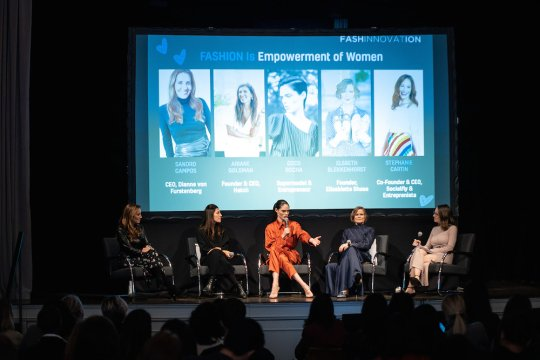 8S1A4179 websize 540x360 - Event Recap: FASHINNOVATION 4th Edition kicks off #NYFW 2020 @Fashinnovation_