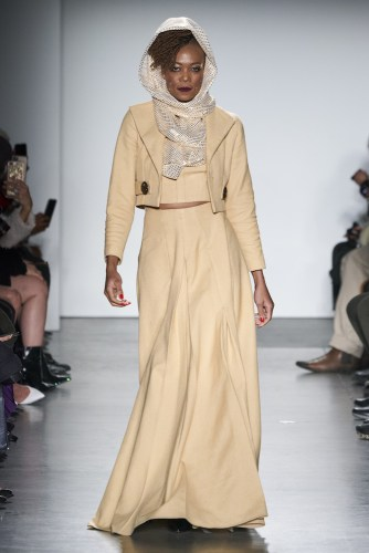 Cafd Fashion RF20 1227 - CAAFD Designer Showcases FW2020 #NYFW @CAAFD