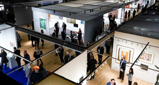 artshow - Event Recap: The 32nd annual The Art Show Gala Preview @The_ADAA #TheArtShow