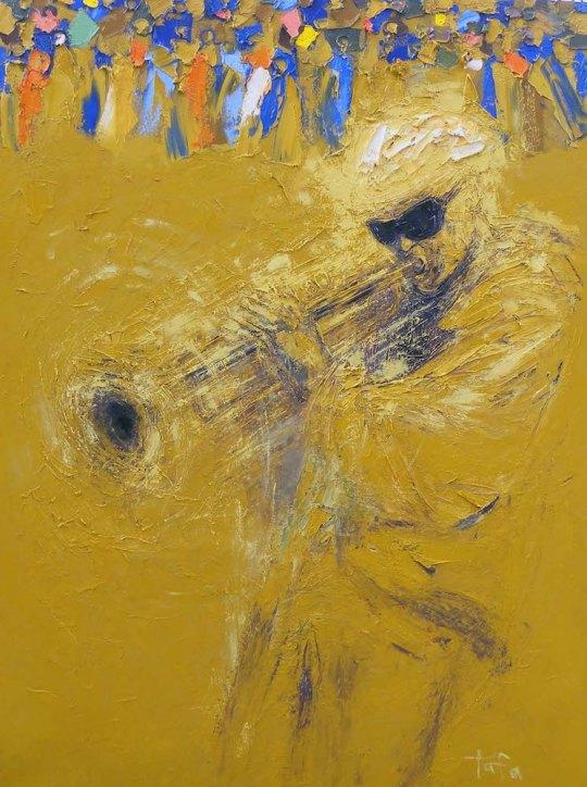 robin miles davis 1 540x724 - Art Now After Hours presents Giant Steps Exhibition February 20 - March 26, 2020 #giantsteps @shinjuwhisky #artnowafterhours #artnownyc #casademontecristo