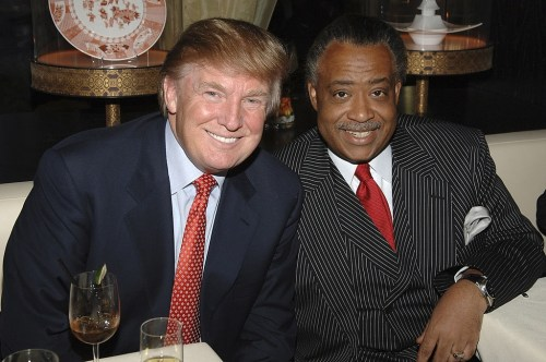 trump 540x359 - Cover Story: Al Sharpton Talks Misconceptions About His Place at the Center of Civil Rights @thereval
