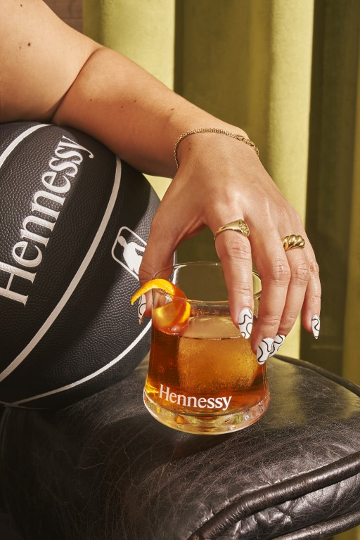 Cocktail 2 - Hennessy Celebrates the Upcoming NBA Season with New Cocktails