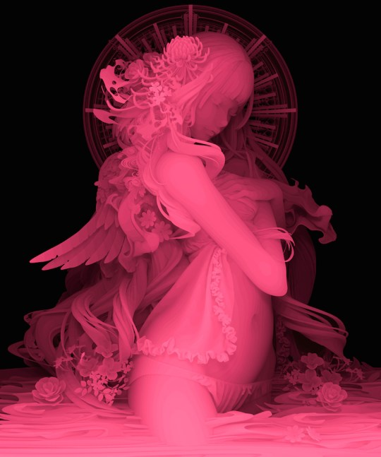 Fo0ImkX 540x647 - Kazuki Takamatsu: Your Wings Exhibition January 16 - February 20, 2021 at Corey Helford Gallery @KazukiTakamatsu @coreyhelford