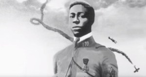 Eugene Bullard - Honoring Eugene Bullard (October 9,  1894 - October 13 1961) The first African-American fighter pilot