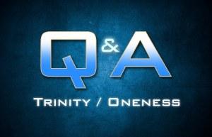 trinity-oneness