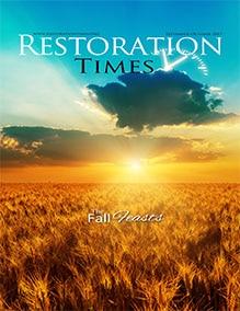Restoration Times September - October 2017
