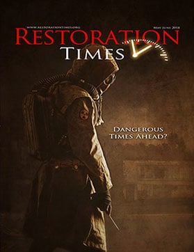 Restoration Times (May/June 2018 Ed.)