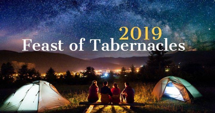 2019 Feast of Tabernacles