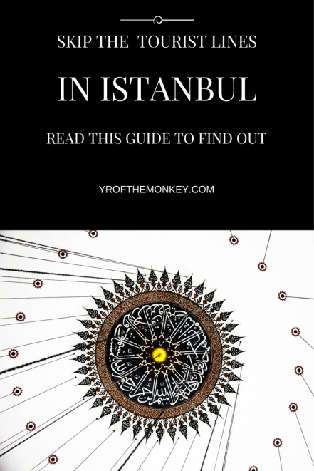 Istanbul sightseeing Turkey Travel