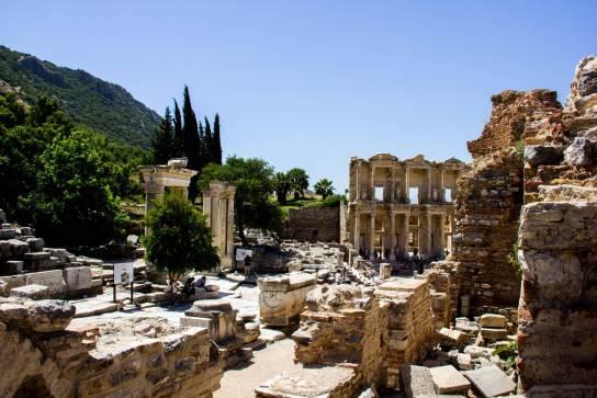 Turkey Travel tips Ephesus