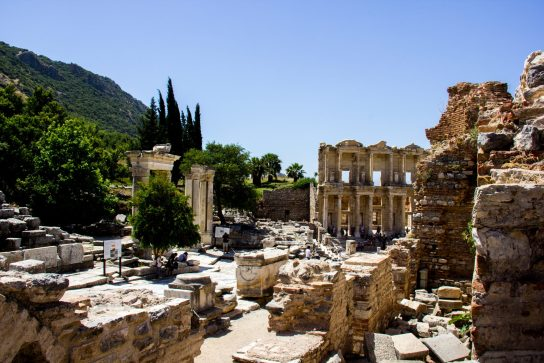 Turkey Travel tips Ephesus