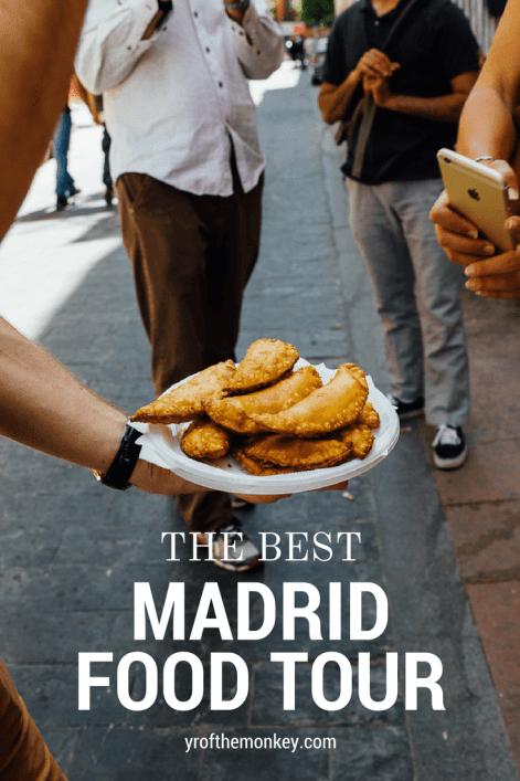 Madrid Food tour Spain Travel