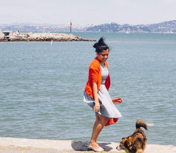San Francisco packing list, wearing a dress in SF