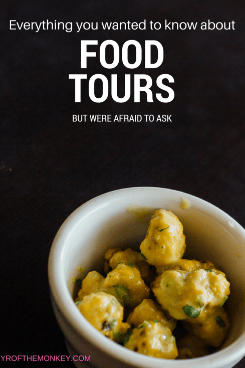 eat drink Guide to Food tour travel