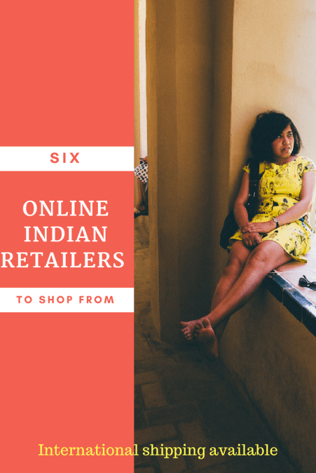 Online Indian Retailers women fashion style dresses