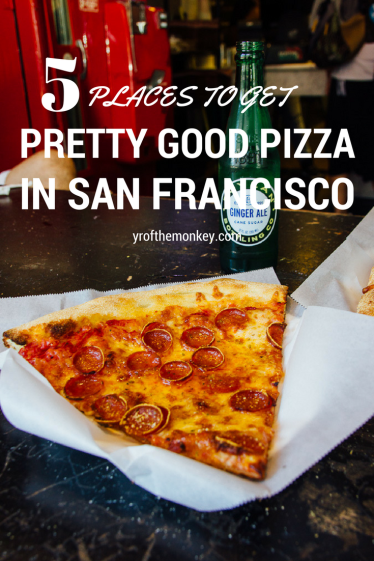 Pizza on west coast, USA gets a bad rap from its east coast brethren, but these thin crust San Francisco pizzas are delicious and won't disappoint! Find out more about these top  SF pizzerias in San Francisco, California today to get your pizza fix in the city!