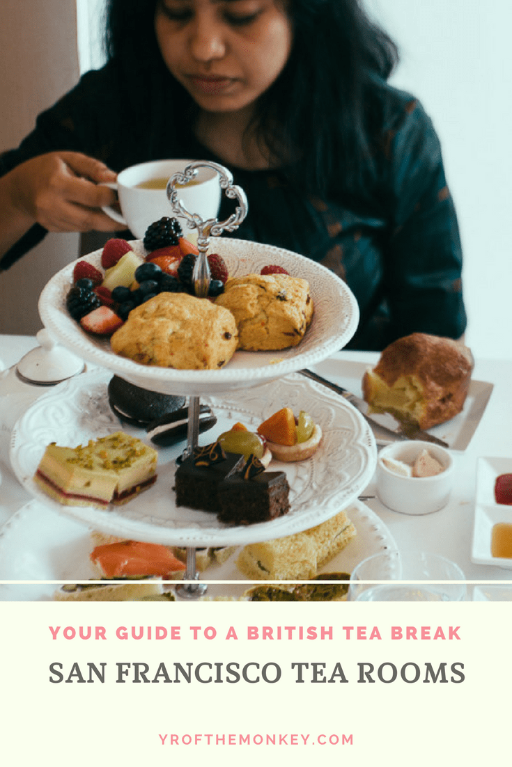 Looking for some good old afternoon tea in San Francisco, USA? Look no further than this local's guide to tea time in the city and the best places for high tea. Perfect for any season, specially holiday and winter time! #afternoontea #sanfrancisco #tearooms #britishhightea #california #USA #teainsanfrancisco