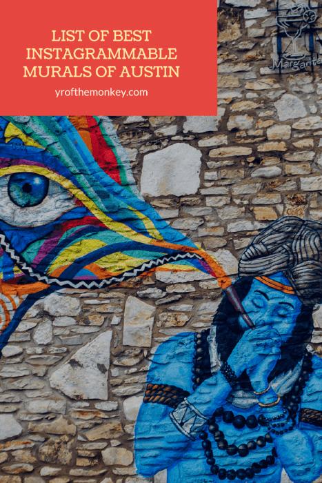 Austin Murals street art Texas