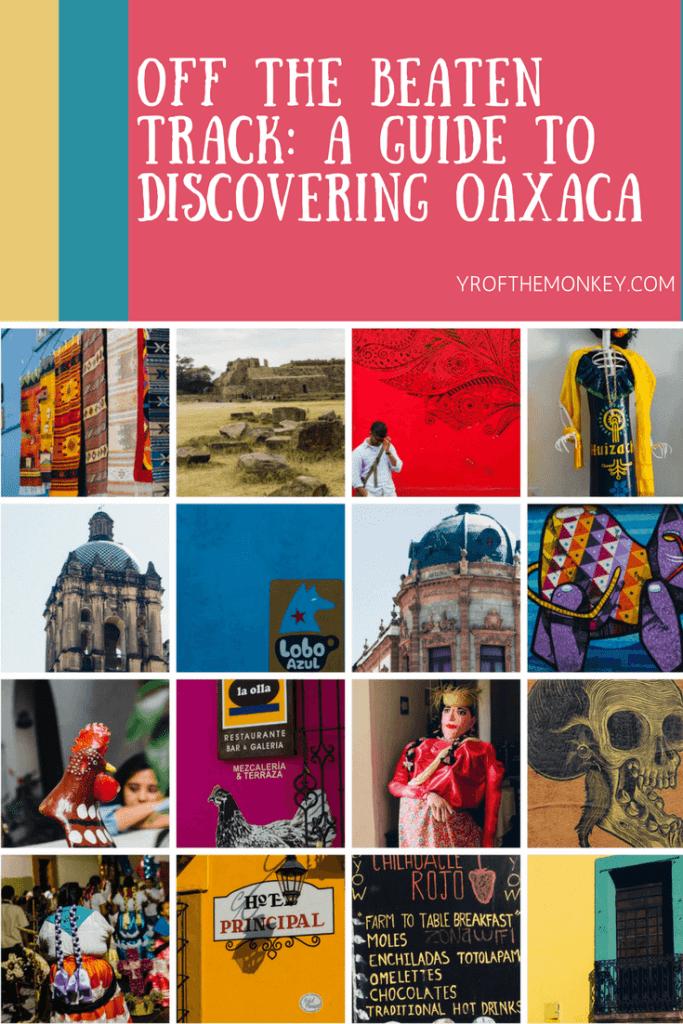 Travel Mexico Oaxaca city