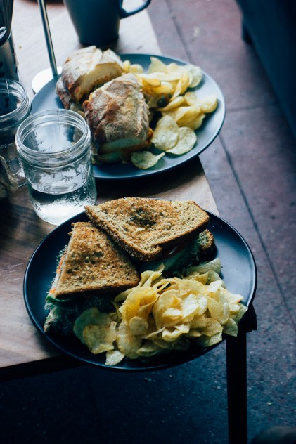 San Francisco breakfast cafe brunch