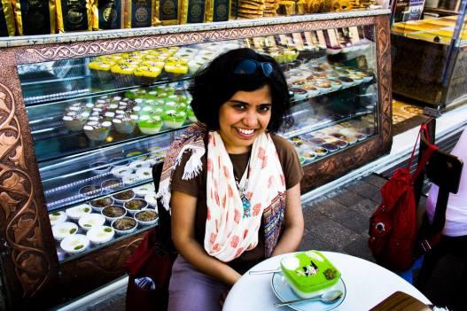 Turkey Istanbul food travel
