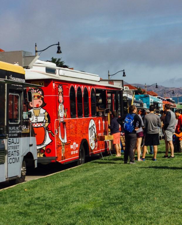 Friday Fort Mason Food Truck