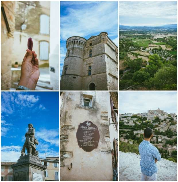 Gordes is one of the most popular villages in the Luberon region, best things to do in provence